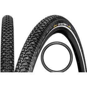 "Continental Contact Spike 120 Wired Tyre 28x1.25"" E-25 Reflex, black"
